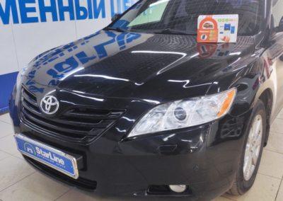 На автомобиль Toyota Camry установили StarLine S96 V2